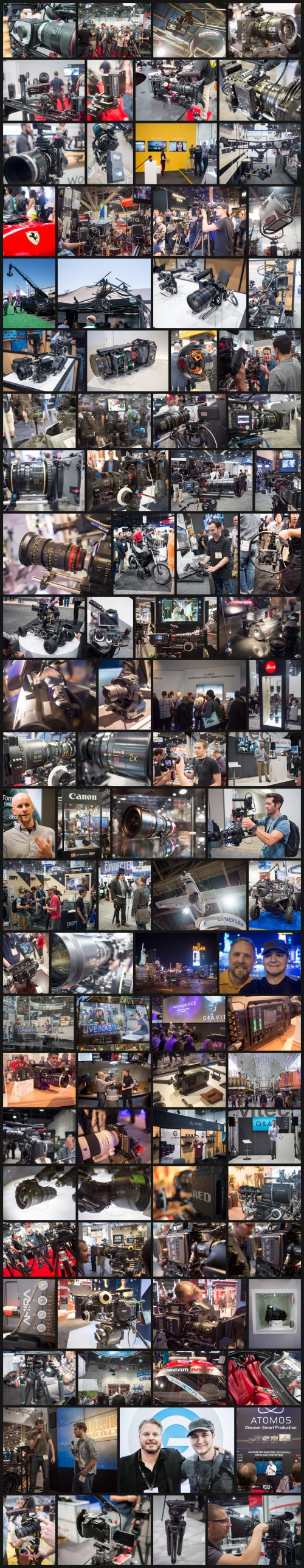 My Trip to NAB in Photos