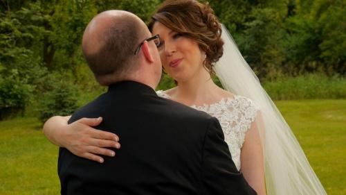 A Wedding Film Frame